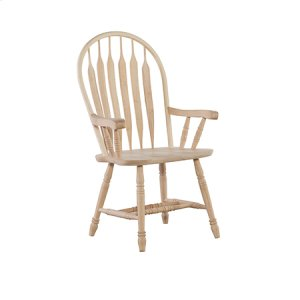 WHITEWOOD INDUSTRIES 1206a Deluxe Steambent Windsor Arm Chair