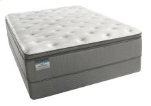 BeautySleep - Emerald Rose - Pillow Top - Plush - Queen - Mattress only