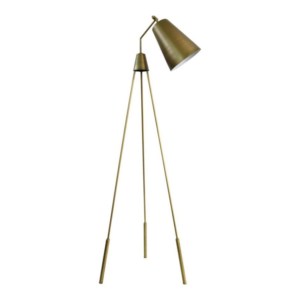 Amato Floor Lamp Gold