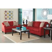 Sofa / Loveseat / 3 Piece Table / Lamps