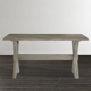 """Bassett FurnitureBench*Made Maple Crossbuck 54"""" Desk"""