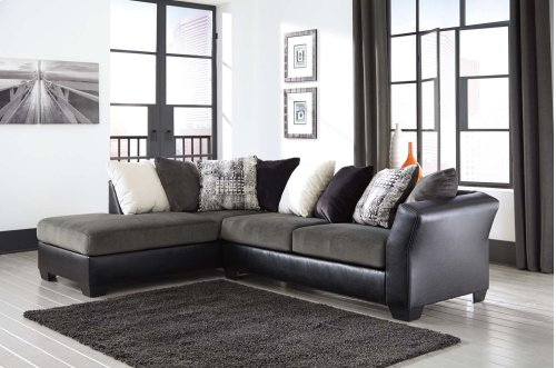 2 Piece Sectional w/ Right Arm Facing Sofa