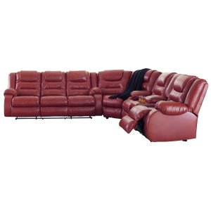 Ashley Furniture Vacherie - Salsa 3 Piece Sectional
