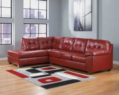 Alliston Salsa Sectional (Left Side Chaise) Product Image