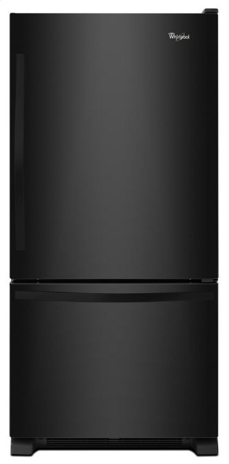 Whirlpool(R) 22 cu. ft. Bottom-Freezer Refrigerator with Freezer Drawer