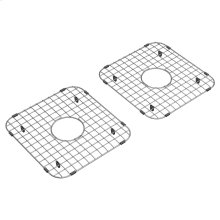 Sink Grid for Delancey 36-inch Double Bowl Apron Sinks  American Standard - Stainless Steel