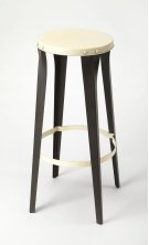 This backless iron barstool is a unique, modern addition to your dining room and breakfast nook high top table. They have a sturdy, four-legged design that provides a rustic, yet modern look that not only provides extra seating for your guests but also c Product Image