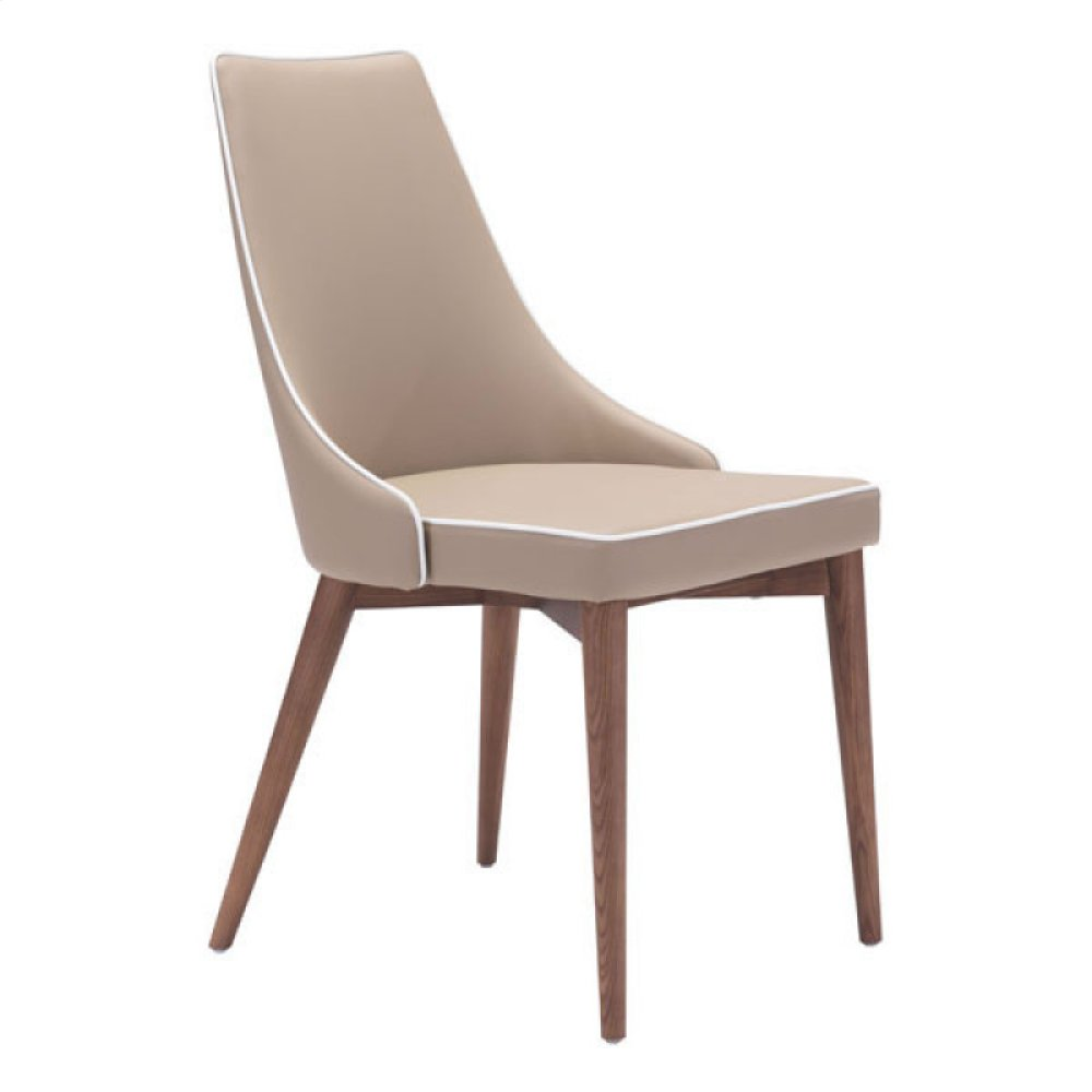Moor Dining Chair Beige