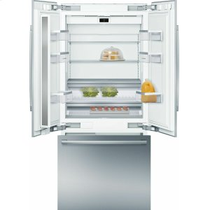 Bosch BenchmarkBenchmark® Built-in Bottom Freezer Refrigerator 36'' B36BT930NS
