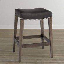 Bench*Made Oak Counter Saddle Stool