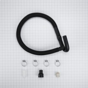 WhirlpoolFront Load Washer Outer Drain Hose Extension Kit