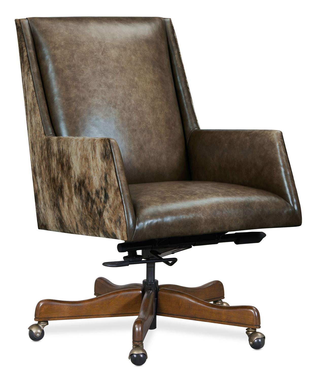 Hooker FurnitureHome Office Rives Executive Swivel Tilt Chair