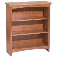 """GAC 36""""H x 30""""W McKenzie Alder Bookcase Product Image"""