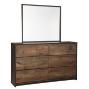Windlore - Dark Brown 2 Piece Bedroom Set Product Image