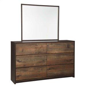 Ashley Furniture Windlore - Dark Brown 2 Piece Bedroom Set
