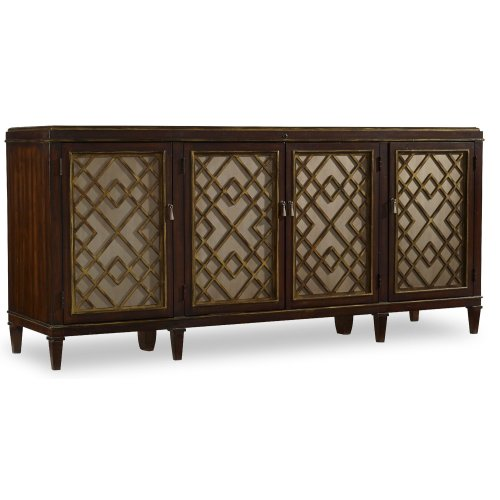Home Entertainment Credenza