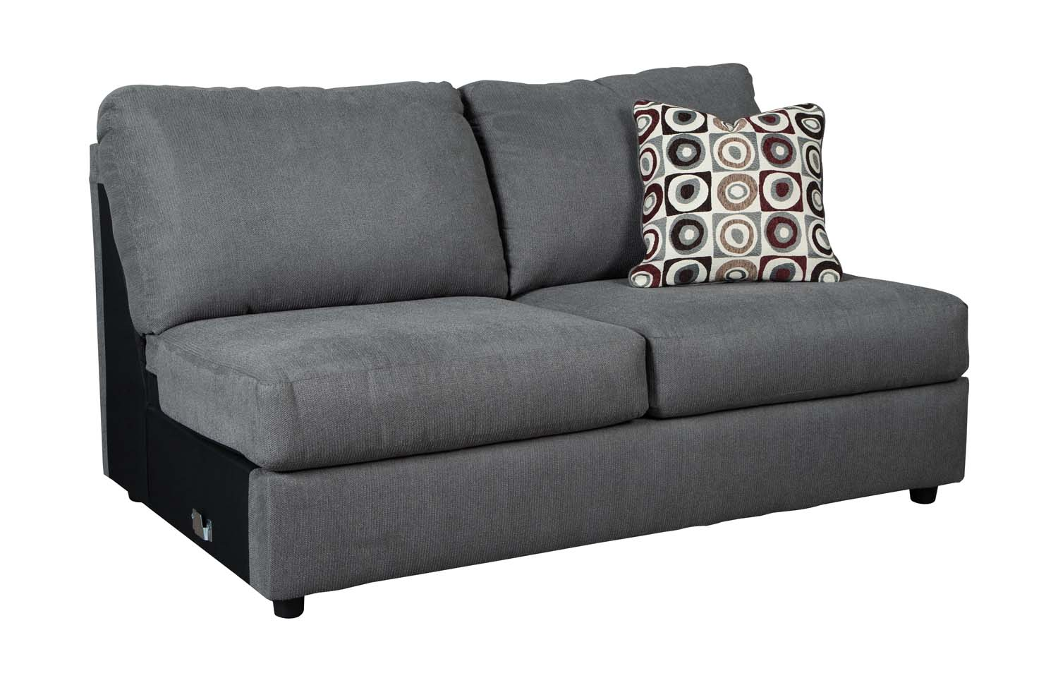 Ashley Furniture Armless Loveseat