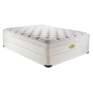 SimmonsNatural Care - Latex Model Two - Pillow Top - Cal King
