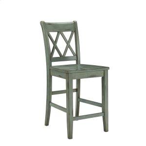 Ashley Furniture Mestler - Multi Set Of 2 Dining Room Barstools