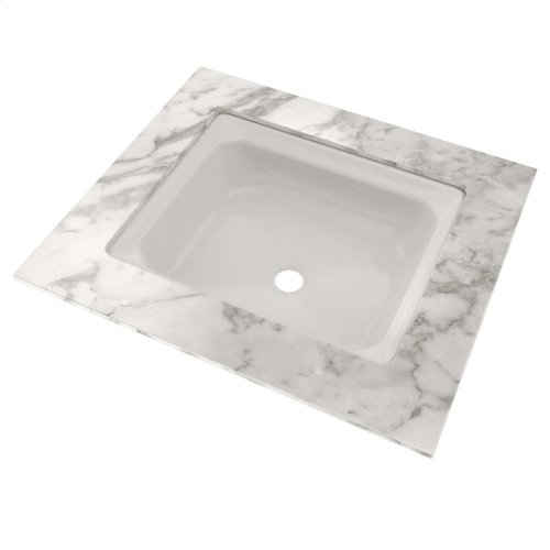 Guinevere® Undercounter Lavatory - Colonial White