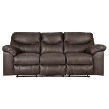 3380388 Grey Reclining Sofa Only (Boxberg Teak)