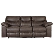 3380388 Grey Reclining Sofa Only (Boxberg Teak)