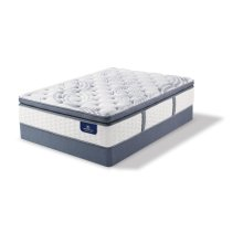 Perfect Sleeper - Elite - Cleburne - Super Pillow Top - Firm - Queen