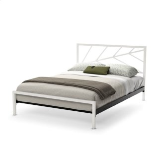 Folium Regular Footboard Bed - Queen