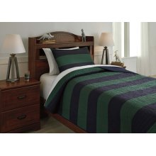 Twin Coverlet Set
