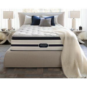 SimmonsBeautyrest - Recharge - Ultra - Briana - Luxury Firm - Pillow Top - Cal King