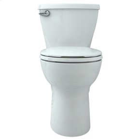 Cadet 3 Right Height Elongated Toilet - White