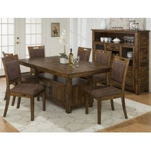 Cannon Valley Upholstered Back Dining Chair
