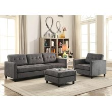 CAESAR SOFA & CHAIR SET