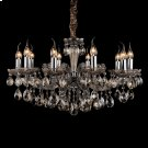 Buriti 10 Light Chandelier Product Image
