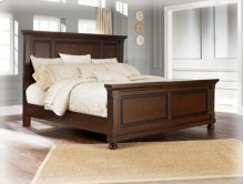 Ashley Queen Size Panel Bed