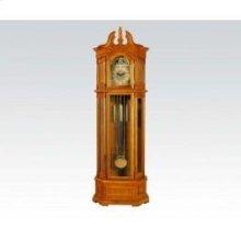 Oak Grandfather Clock @n