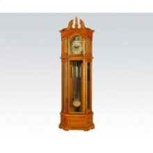 Oak Grandfather Clock @n