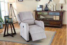 Denali Taupe Fabric Power Recliner Chair