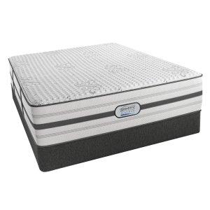 SimmonsBeautyrest - Platinum - Hybrid - Austin - Luxury Firm - Tight Top - Cal King