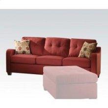Sofa W/2 Pillows @n