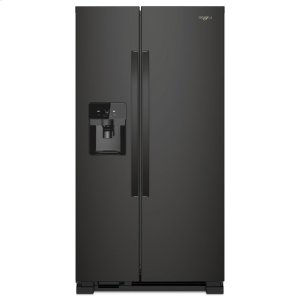 Whirlpool36-inch Wide Side-by-Side Refrigerator - 25 cu. ft.