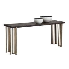Alto Console Table - Brown
