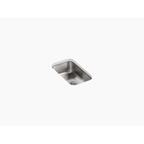 """10-3/4"""" X 17-1/2"""" X 5-5/8"""" Small Squared Under-mount Single-bowl Kitchen Sink"""