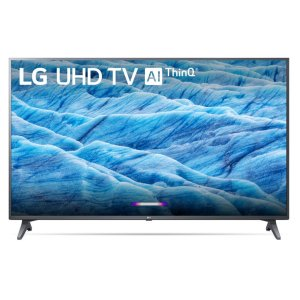 LG AppliancesLG 50 inch Class 4K Smart UHD TV w/ AI ThinQ® (49.5'' Diag)