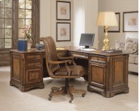Home Office Brookhaven Executive L Right Return Product Image