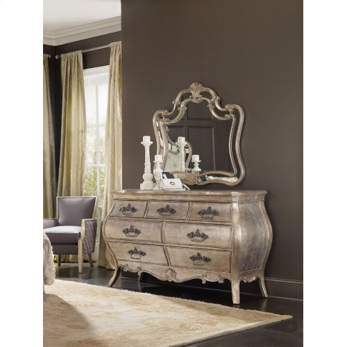 Bedroom Sanctuary Dresser