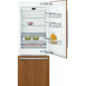 Bosch BenchmarkBENCHMARK SERIESBenchmark® Built-in Bottom Freezer Refrigerator 30'' B30IB900SP