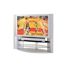 """60"""" Diagonal LCD Projection HDTV"""