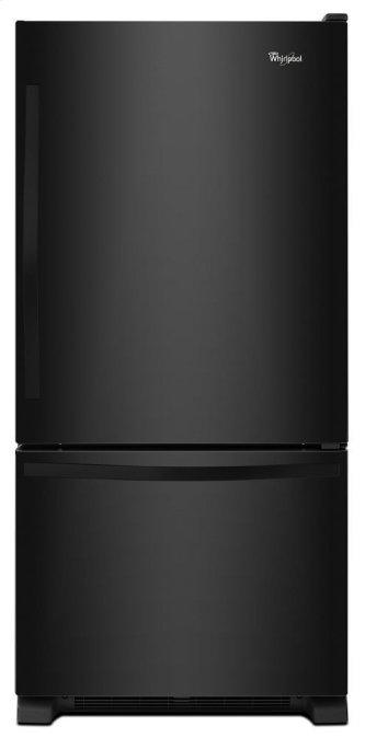 Whirlpool(R) 19 cu. ft. Bottom-Freezer Refrigerator with Freezer Drawer
