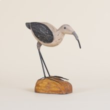 Wood & Metal Sandpiper